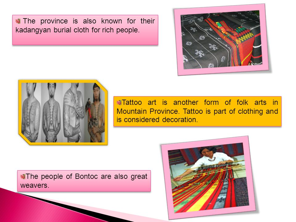 Folk Arts and Design Of Luzon  - ppt video online download