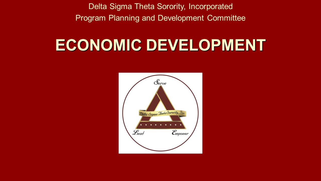 National Programs Program Planning And Development Committee Ppt