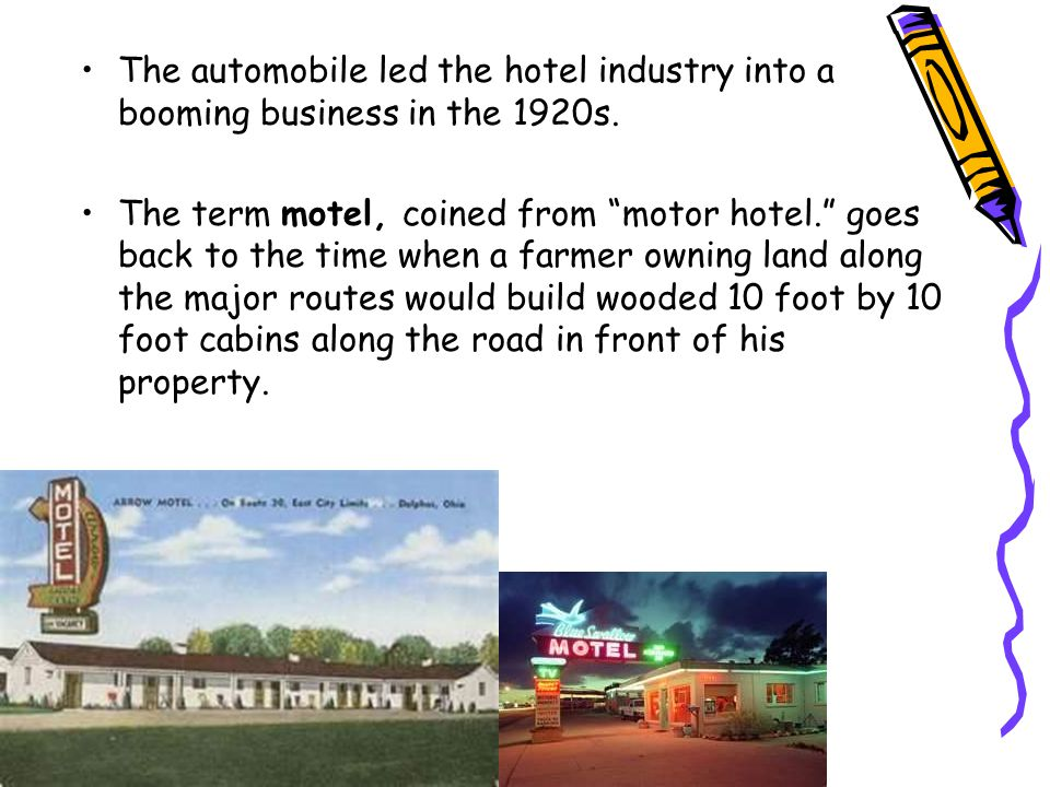 how to get into the hotel industry