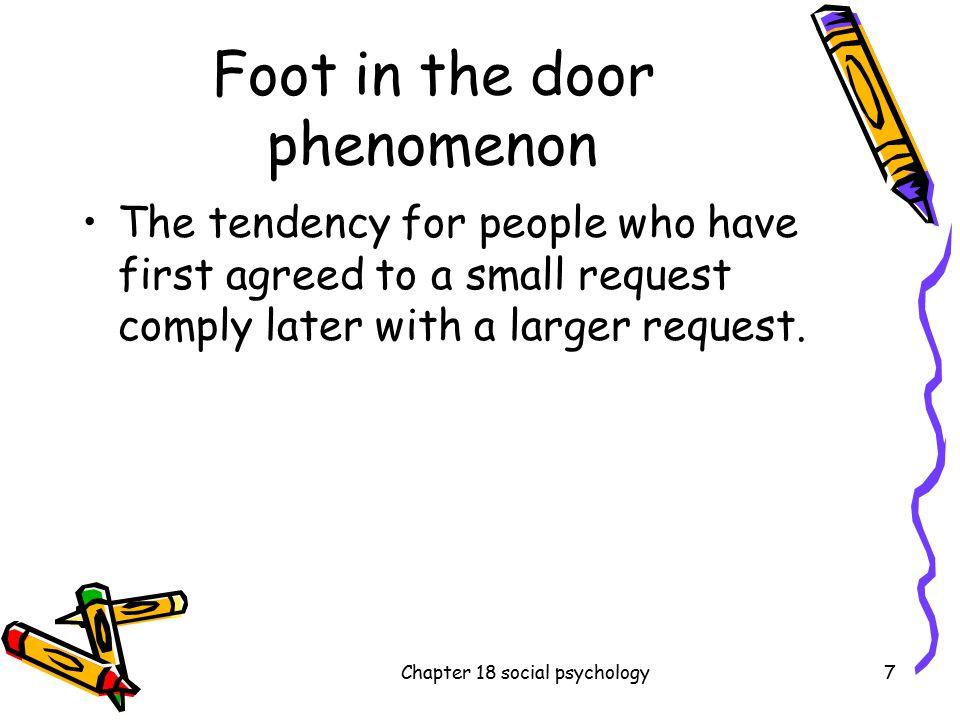 Chapter 18 Social Psychology Ppt Video Online Download