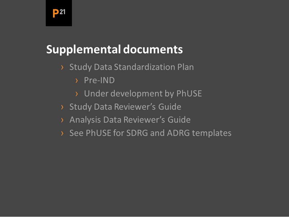 Finalized Fda Requirements For Standardized Data Ppt Download