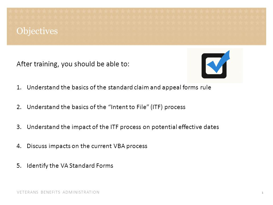 Objectives After training, you should be able to: - ppt download