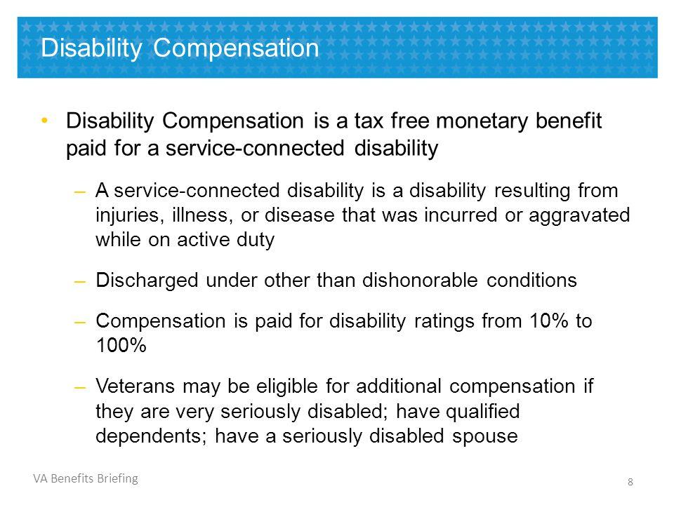 Compensation Disability - ppt video online download