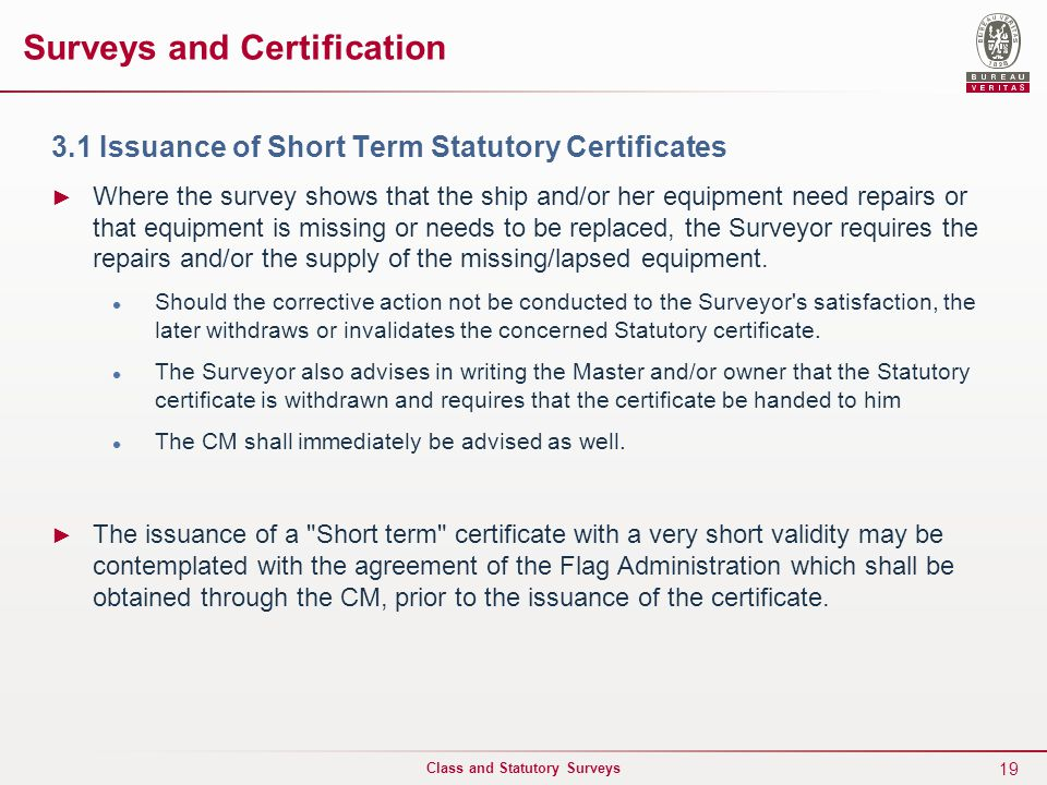 Class and Statutory Surveys - ppt video online download