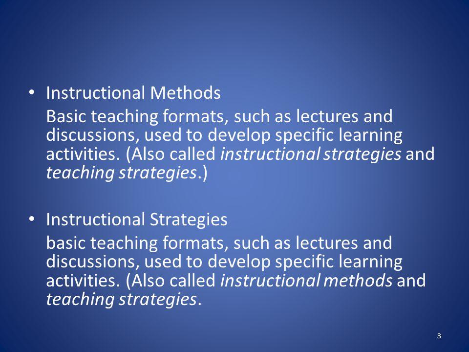 Chapter 12 Instructional Methods Ppt Video Online Download