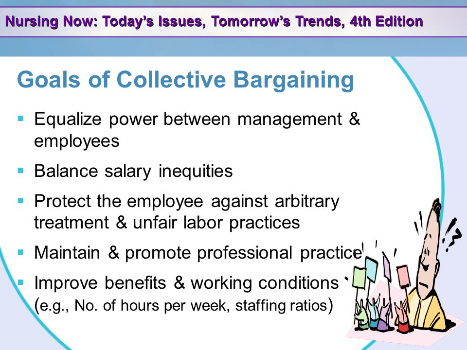 Goals of Collective Bargaining