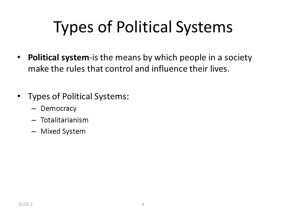 TYPES OF POLITICAL SYSTEMS EBOOK DOWNLOAD