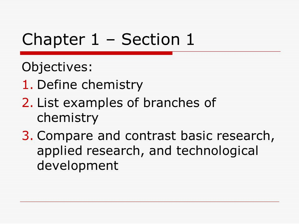 compare and contrast basic and applied research