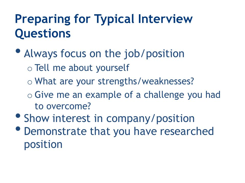 Three Strategies to Secure Attractive Job Offers in Industry - ppt ...