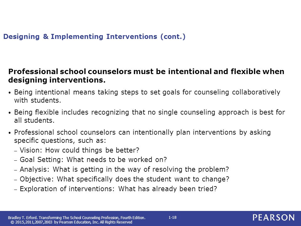 Chapter 13 Counseling Individuals And Groups In Schools Ppt Download