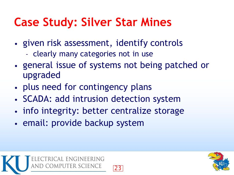 Case Study: Silver Star Mines