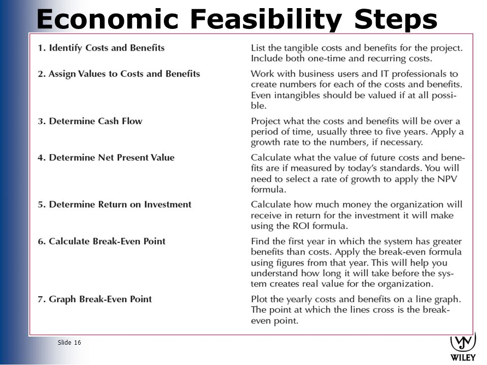 Feasibility study proposal guidelines and samples 8 feasibility.
