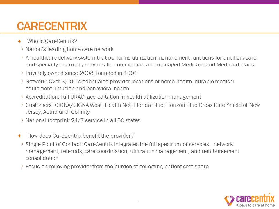 Carecentrix Home Health Florida