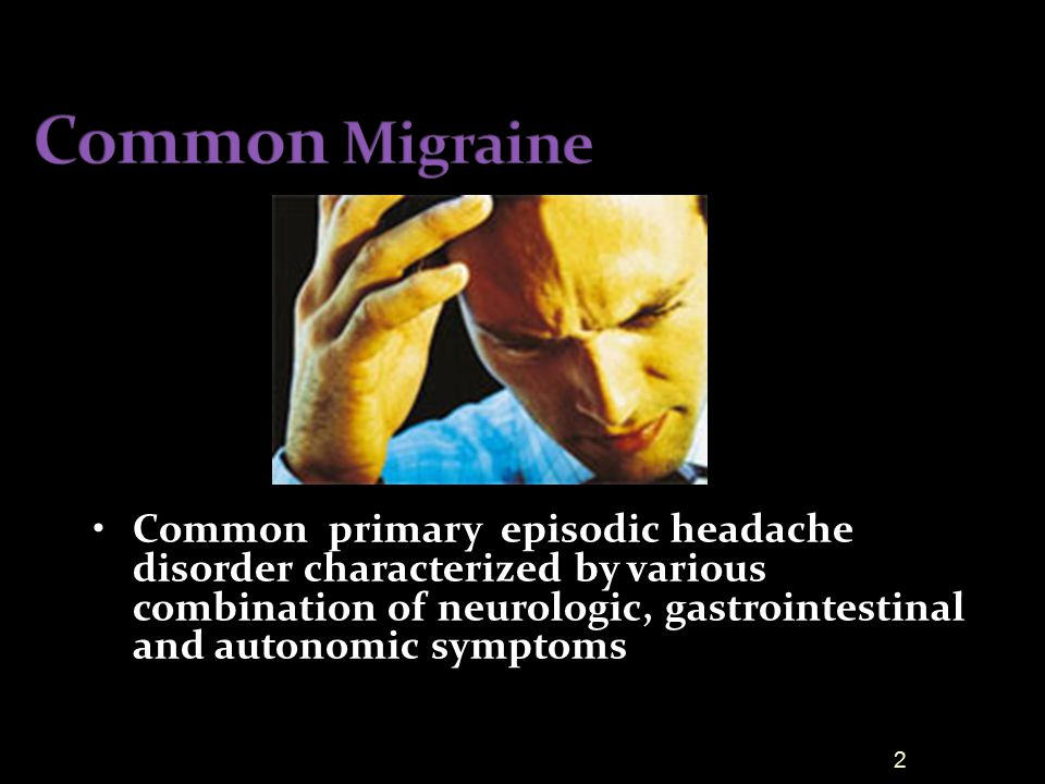 New Dimension in the Treatment of Migraine through Ayurveda - ppt