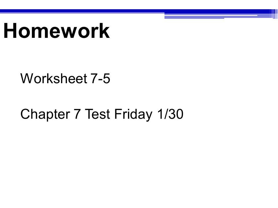 Exponential Functions Ppt Video Online Download. 14 Homework Worksheet 75 Chapter 7 Test Friday 130. Worksheet. Worksheet 7 Domain And Range At Mspartners.co