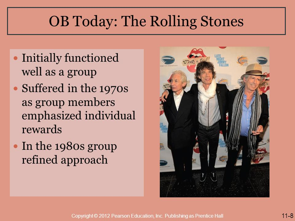 OB Today: The Rolling Stones