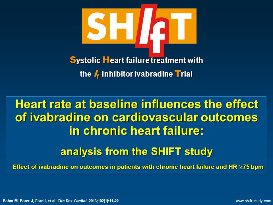 analysis from the SHIFT study
