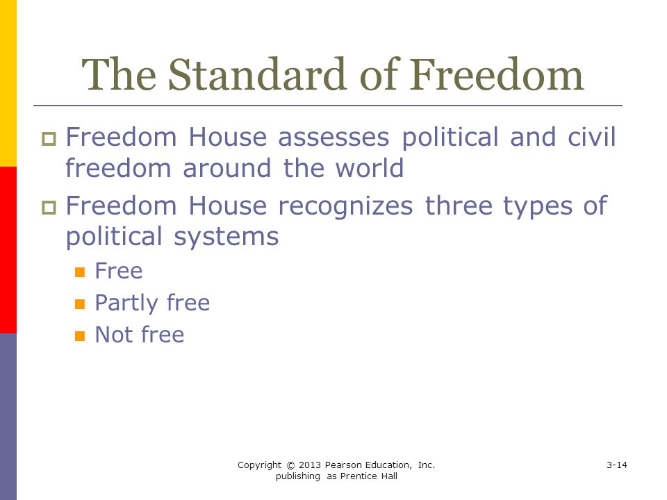 The Standard of Freedom