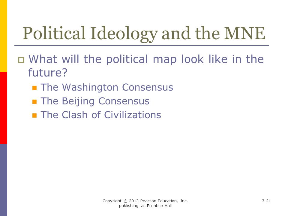 Political Ideology and the MNE