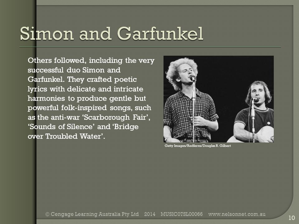The British Invasion and folk protest music - ppt video online ...