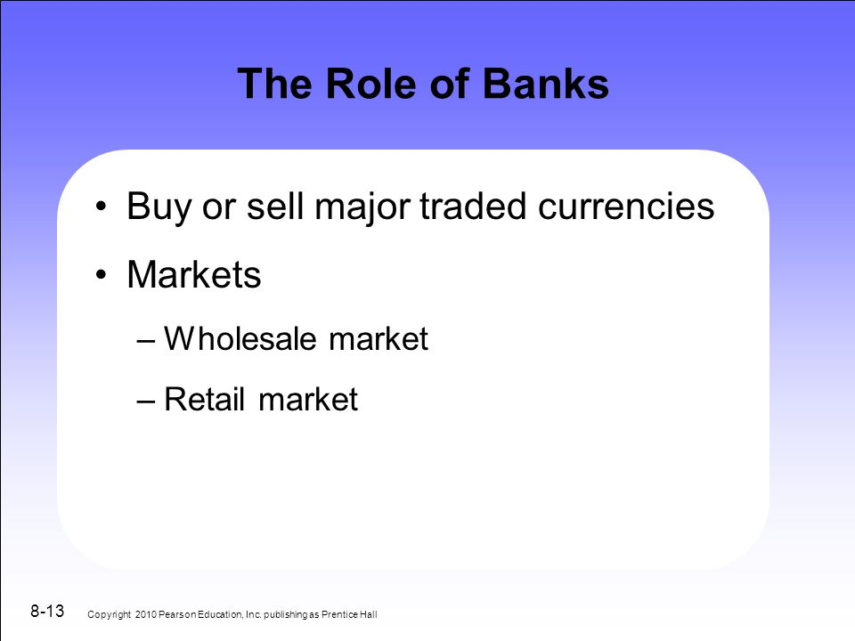 chapter 8 Foreign Exchange and International - ppt download