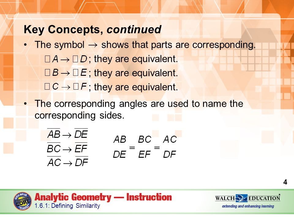 Introduction Congruent Triangles Have Corresponding Parts With Angle