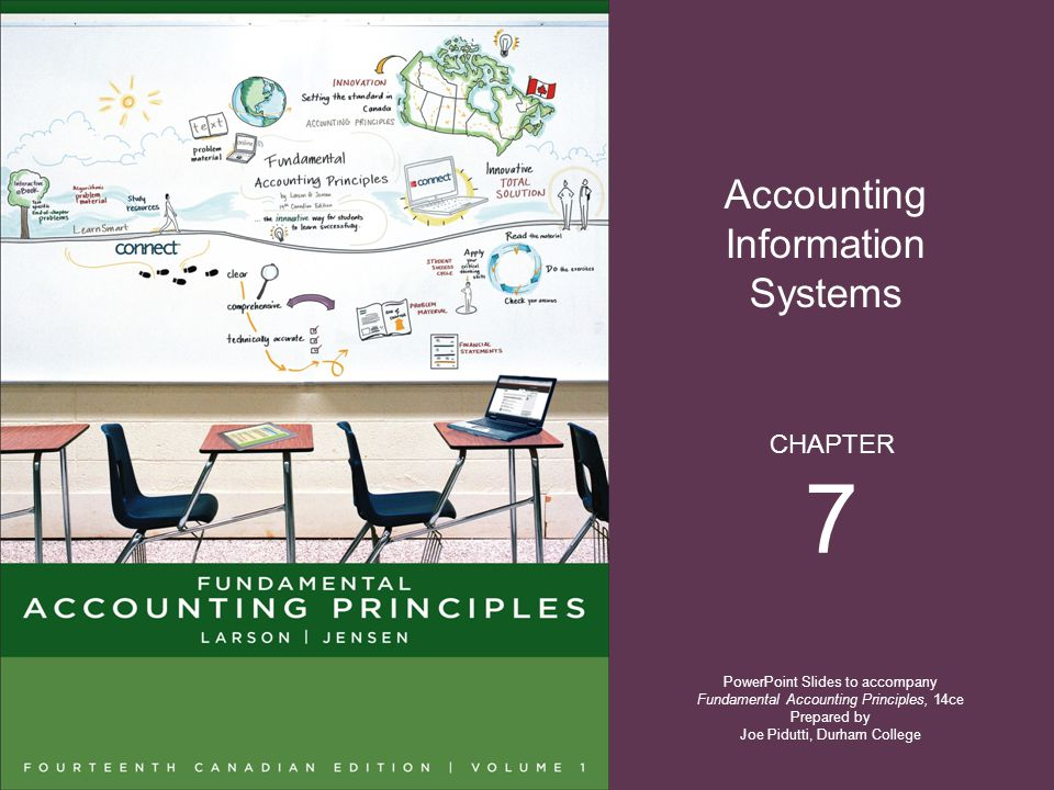 7 Accounting Information Systems CHAPTER