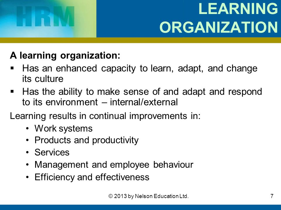 can contemporary organisations learn anything useful from As an organization grows, managing the flow demands work items to move from one team/department to another in quest to make these teams accountable peter senge, in his book the fifth discipline - the art and practice of learning organization outlines 7 organizational learning disabilities.