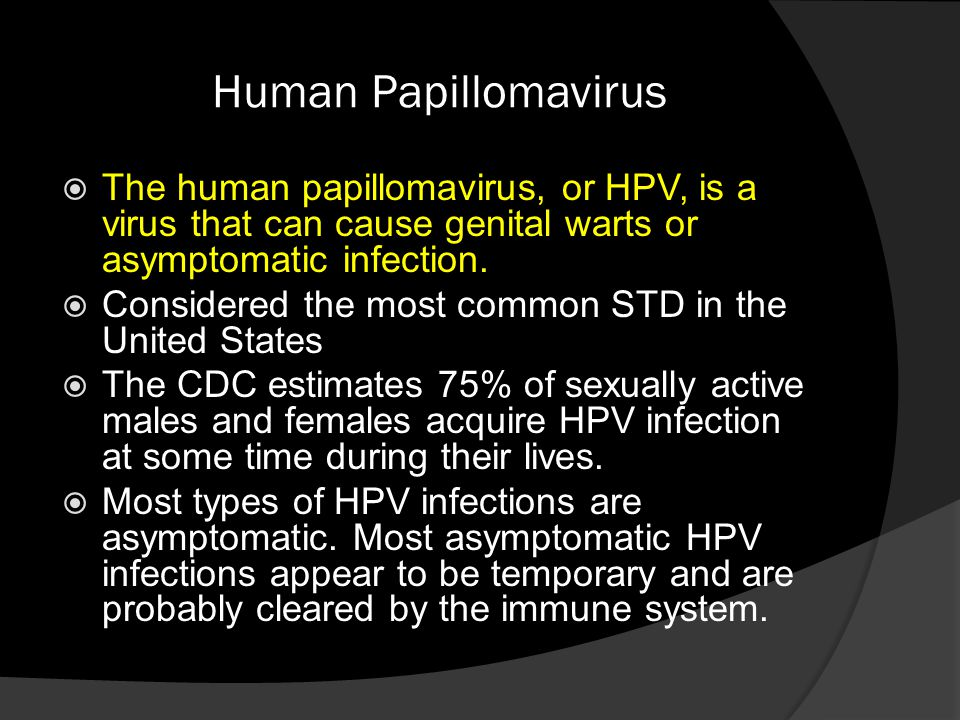 Common STDs Lesson ppt video online download