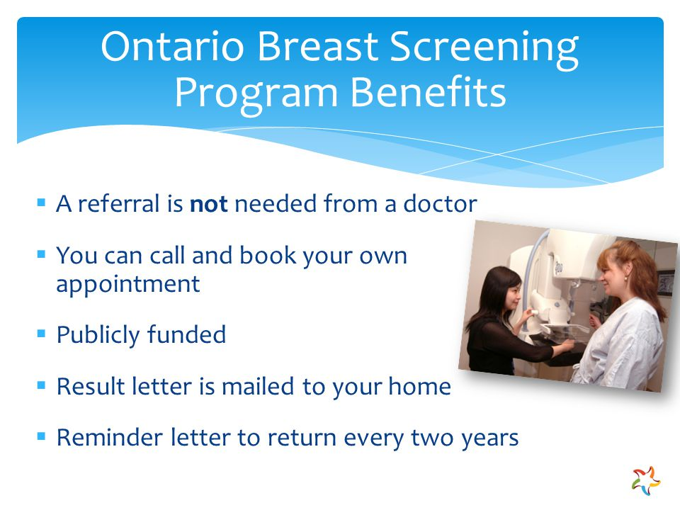 Understand Breast screening program in