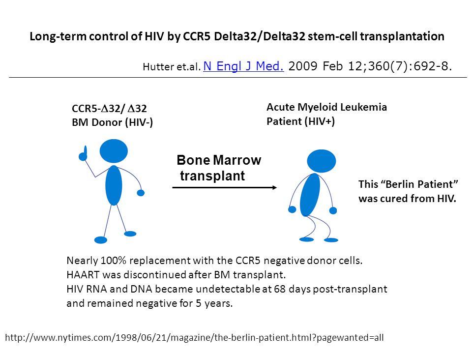 ccr5 delta 32 hiv