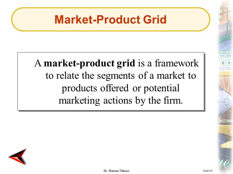 Market-Product Grid