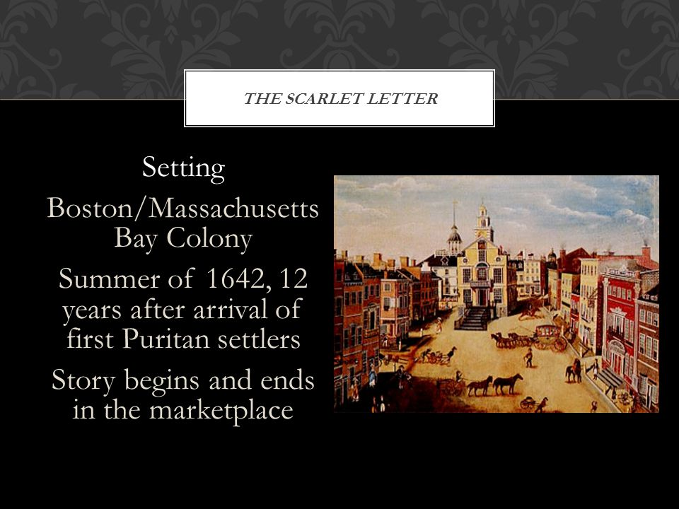 The Scarlet Letter Introduction ppt video online