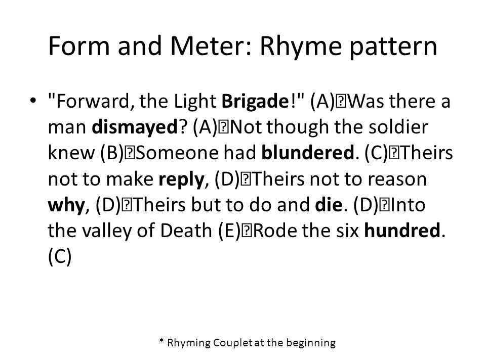The Charge Of The Light Brigade Ppt Video Online Download