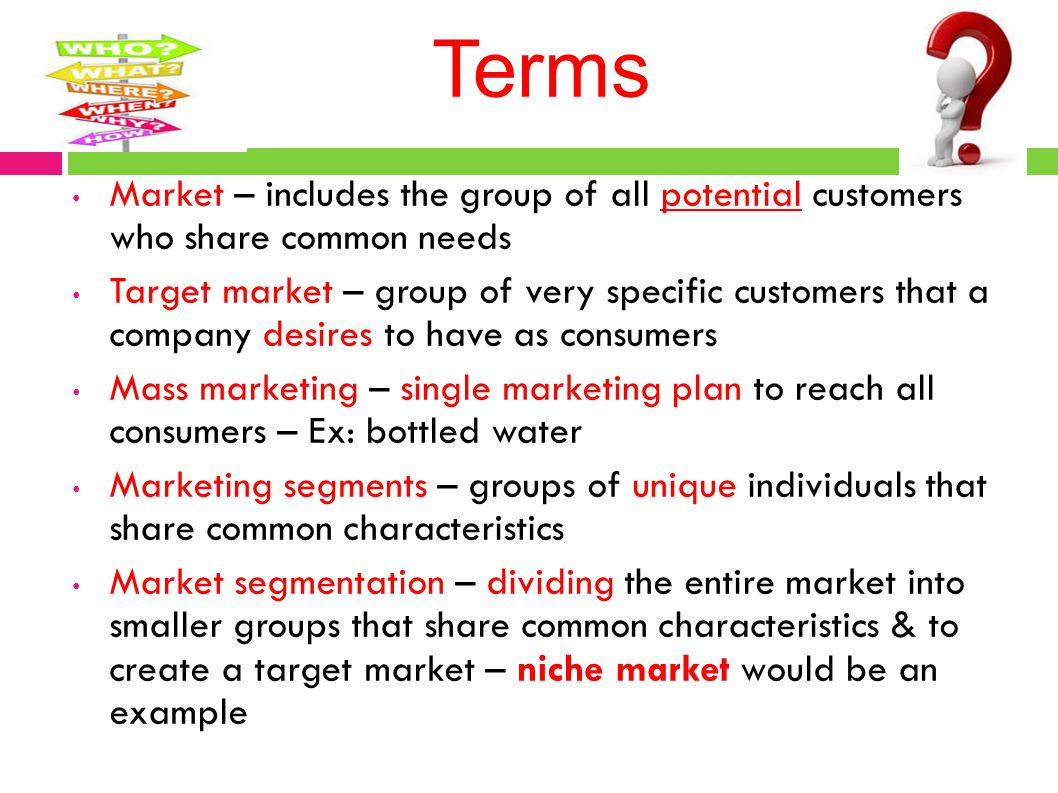 A practical guide to market segmentation | b2b international.