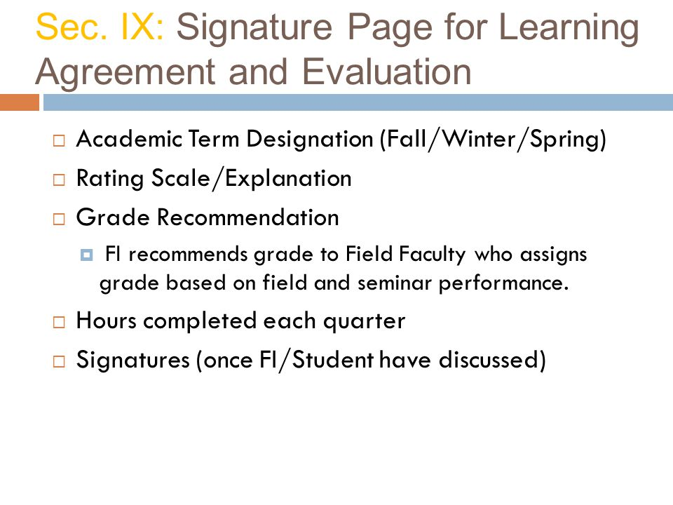 Integrated Learning Goals And Assessment Ppt Download