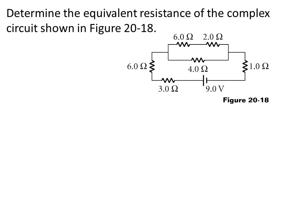 20 3 complex resistor combinations ppt video online download rh slideplayer com