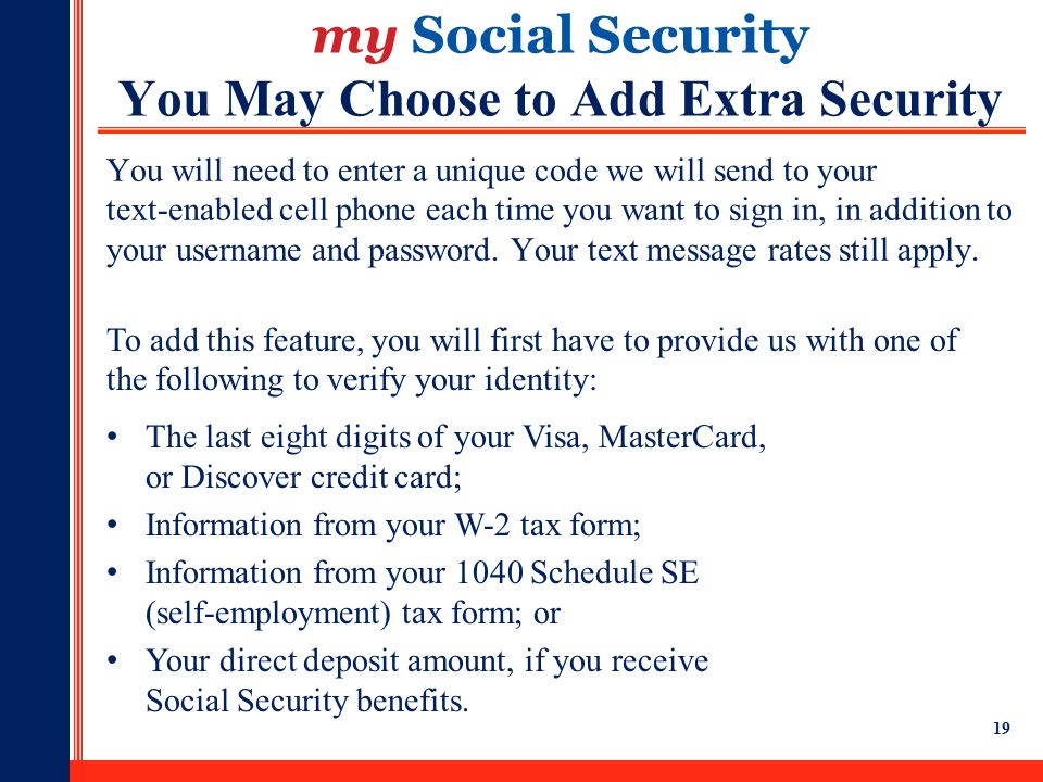 Social Security Ppt Video Online Download