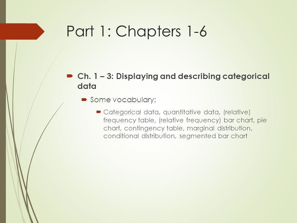 A P  Statistics: Semester 1 Review - ppt video online download