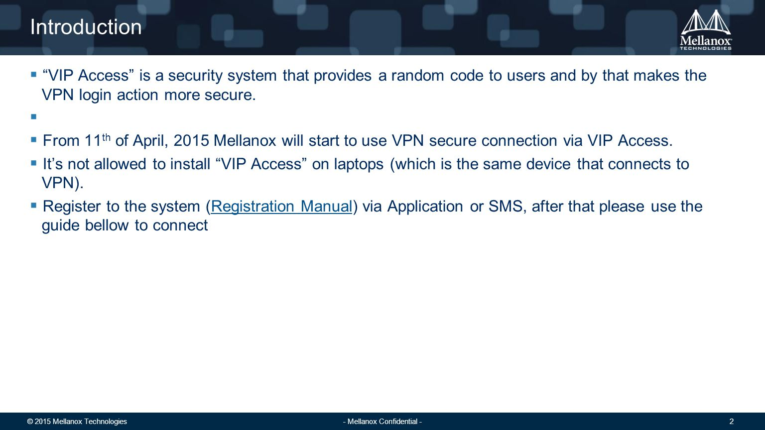 Remote Access user guide to VPN - ppt download