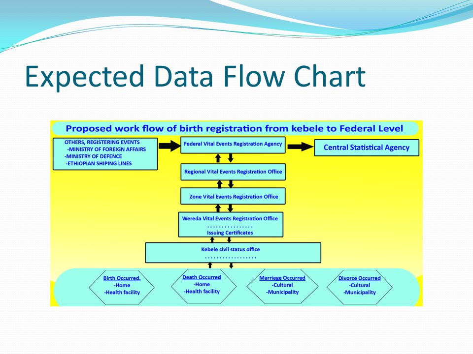 Expected Data Flow Chart