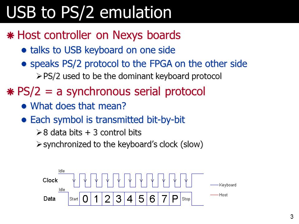 COMP541 Input Devices: Keyboards, Mice and Joysticks - ppt video