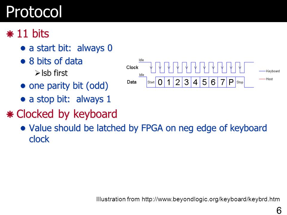 COMP541 Input Devices: Keyboards, Mice and Joysticks - ppt