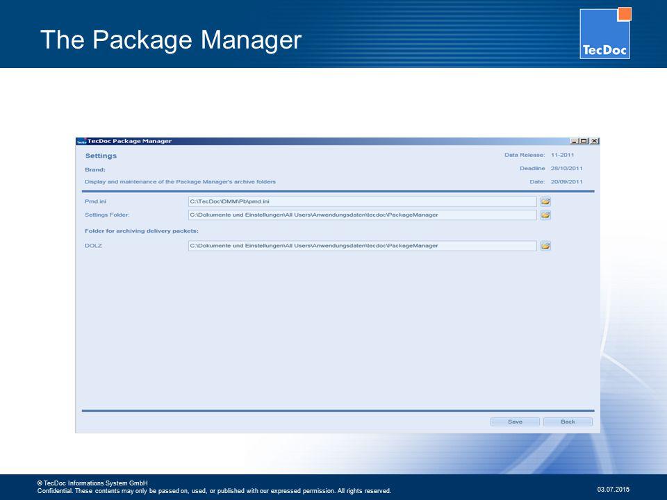 TecDoc Information System - ppt video online download