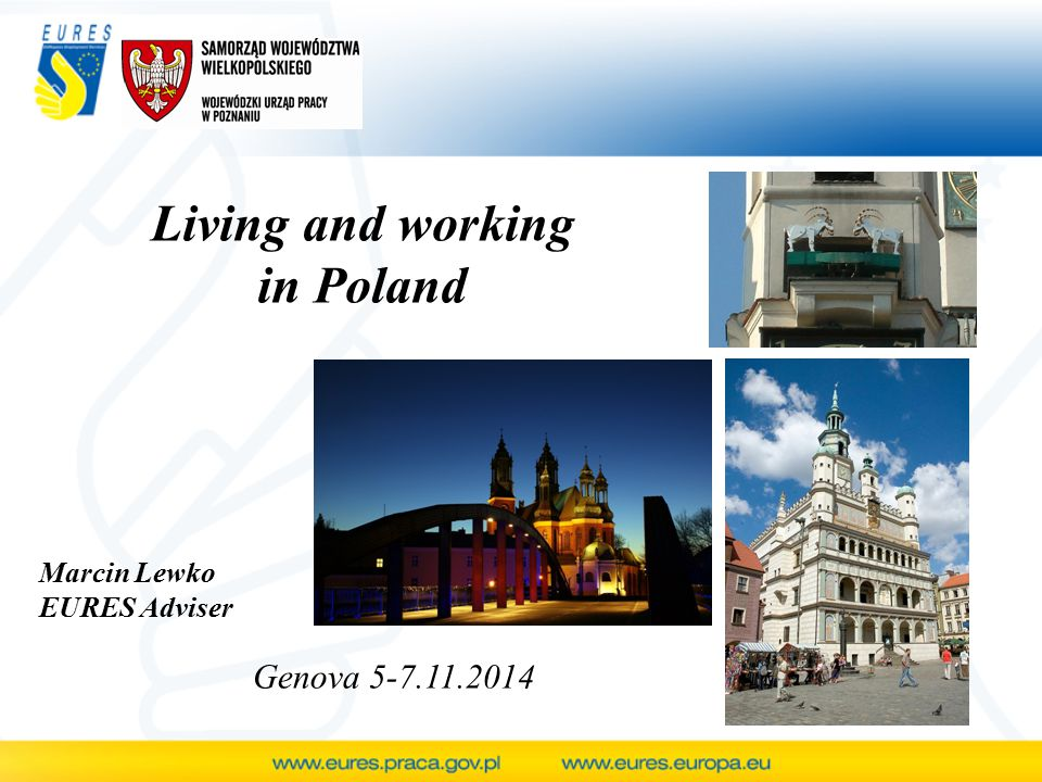 Living and working in Poland - ppt download