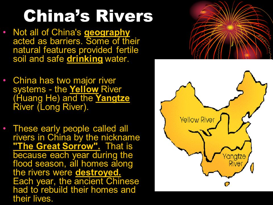 Ancient china geography ppt download 9 chinas rivers not all freerunsca Images
