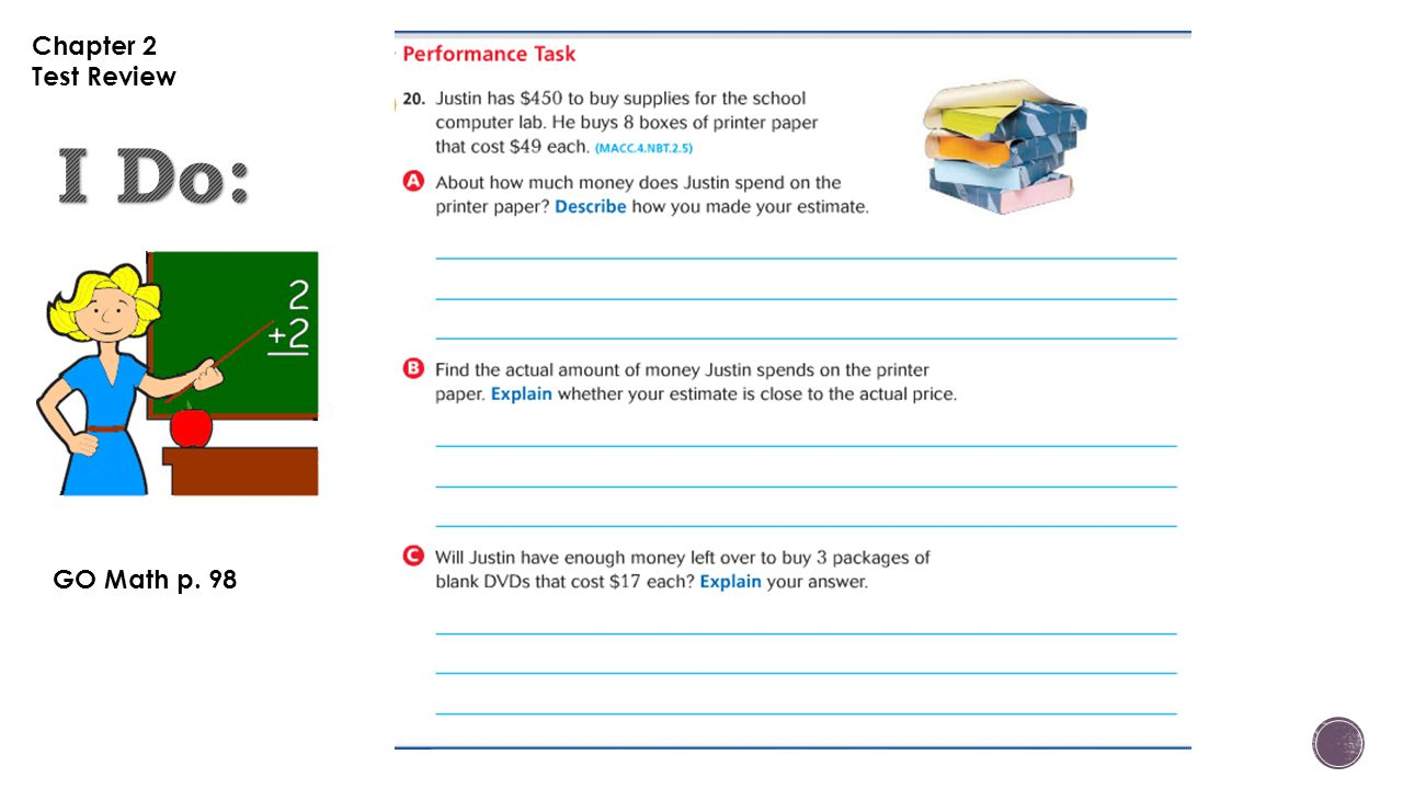 Chapter 2 Test Review  - ppt video online download