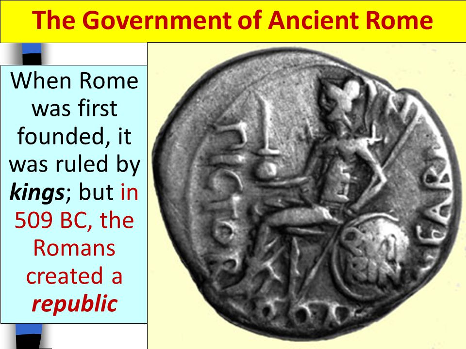 The Government of Ancient Rome