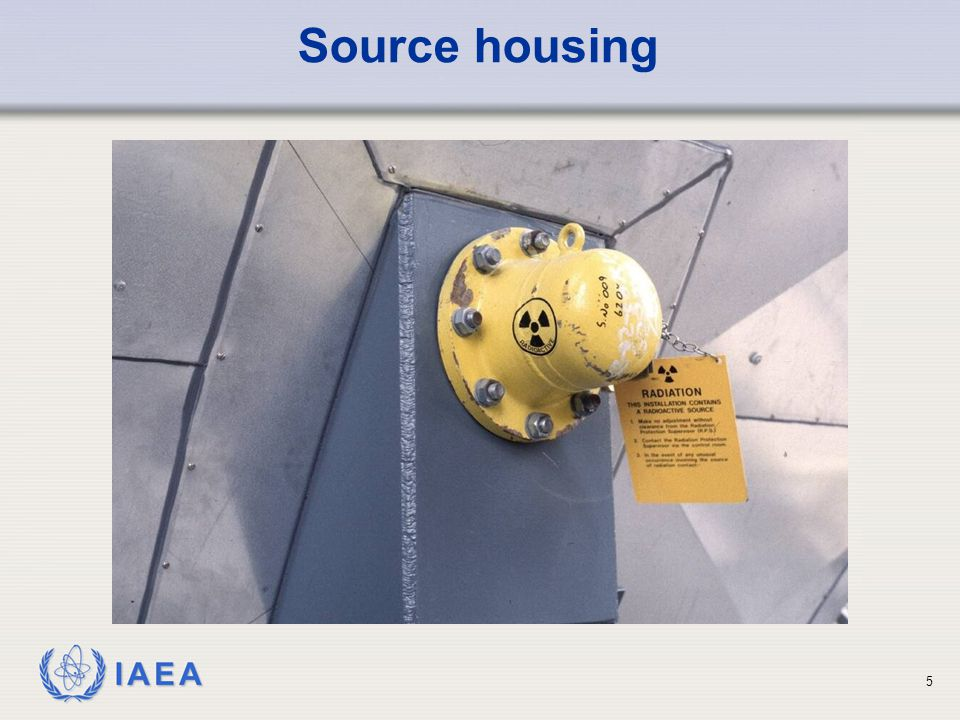 Source housing