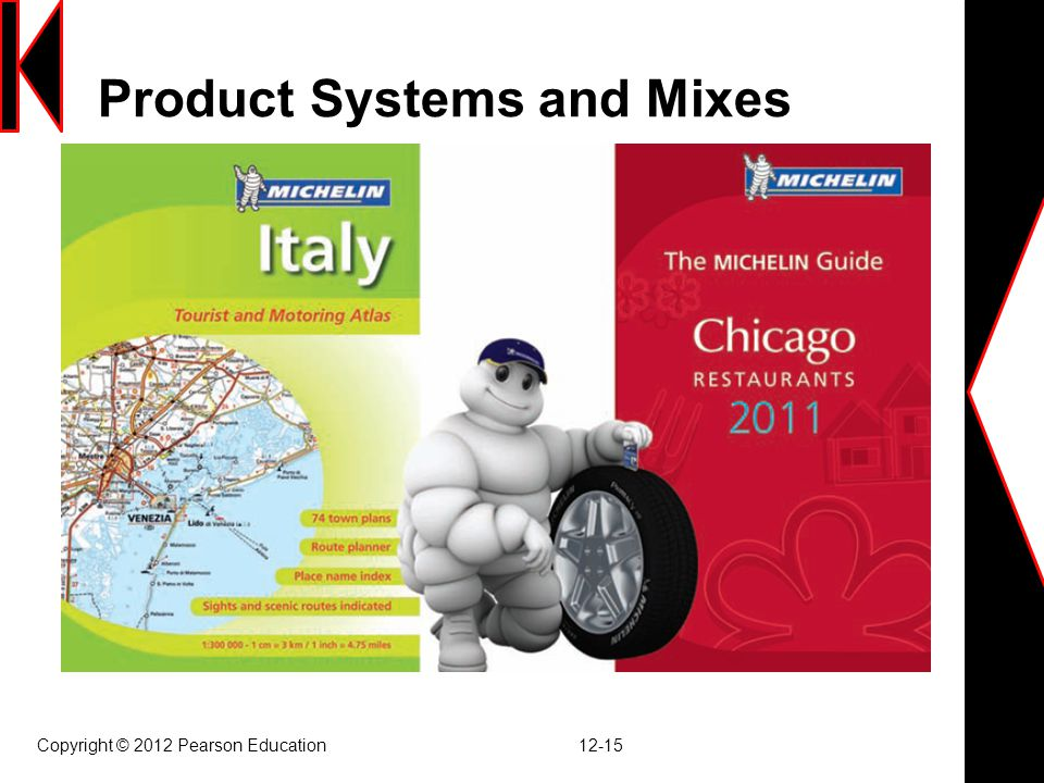 Product Systems and Mixes